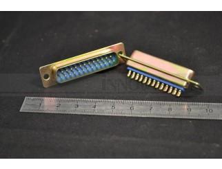 Serial - Stecker 25 polig zum Löten M