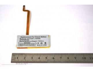 Akku / Batterie für iPod Video 30 GB/iPod Classic 80-120 GB 580 mAH