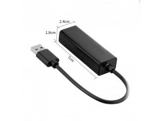 USB 3.0 auf Lan Ethernet Adapter für Nintendo Wii / Wii U und Switch