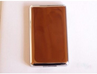60GB Unterschale silber für iPod Video