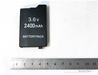 Akku / Batterie 2400 mAH passend für PSP slim PSP 3000
