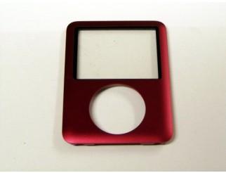 Oberschale in Pink/Rot für iPod Nano 3G