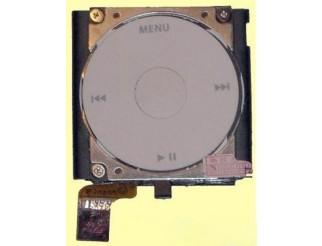 Clickwheel mit Elektronik für iPod Mini 2G