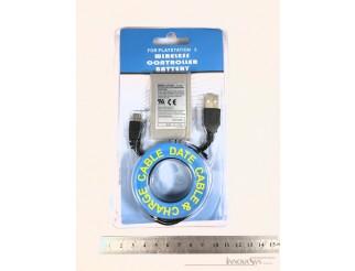 Akku / Batterie für SIXAXIS Controller der PS3
