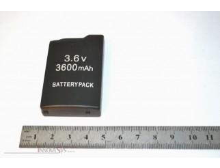 Akku Pack 3600 mAh für PSP