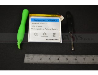 Akku / Batterie 400 mAh für iPod Nano 3G