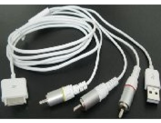 AV + USB-Kabel Firmware 5.0 für iPhone