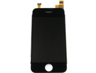 Display komplett mit Frontscheibe und Touchscreen für iPhone