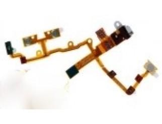 Kopfhörerbuchse mit Anschluss, schwarz für iPhone 3G/3GS