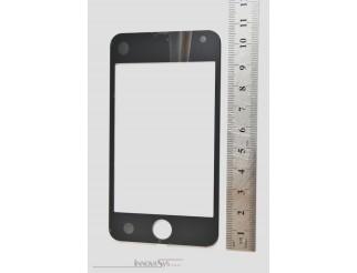 Touchscreen mit Scheibe für iPod Touch 2G
