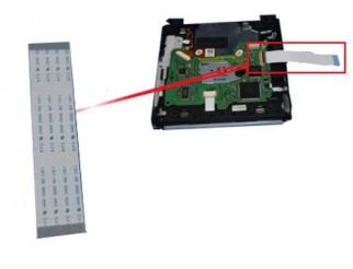 Datenkabel für Laufwerk passend für Wii