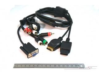 VGA Kabel für PS3 und Wii