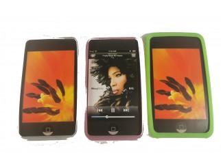 Silikonhülle für iPod Touch