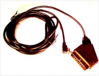 RGB-Scart Kabel für PSP2000/PSP3000