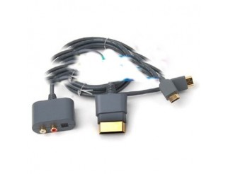 HDMI Kabel mit optischem Ausgang für xBox360