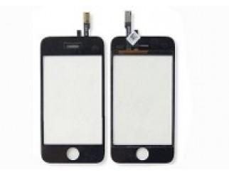 Touchscreen incl. Frontscheibe, schwarz für iPhone 3GS