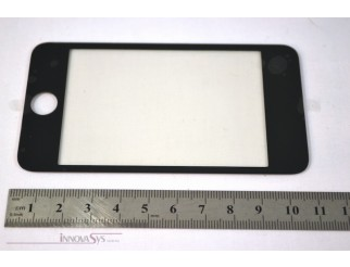 Frontscheibe mit Touchscreen für iPod Touch 3G