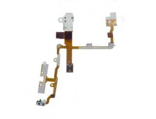 Kopfhörerbuchse mit Anschluss, weiss für iPhone 3G/3GS