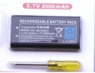 Akku / Batterie 2000mAh passend für NDSi