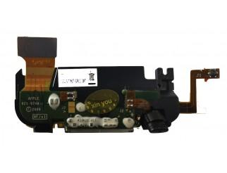Docking Port Kompletteinheit für iPhone 3GS, Mikro, Antenne, Buzzer