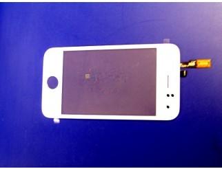 Touchscreen incl. Frontscheibe, weiss für iPhone 3GS