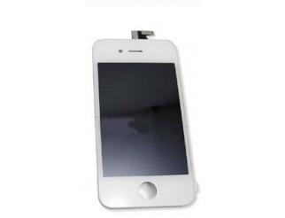Display Einheit weiss, komplett für iPhone 4