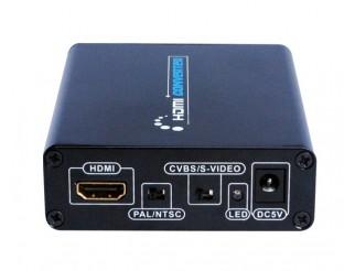HDMI Konverter zu Composite AV