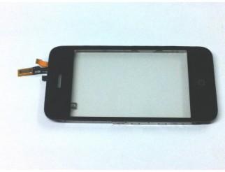 Touchscreen mit Rahmen und Home Button für iPhone 3G