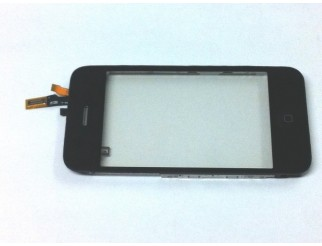 Touchscreen mit Rahmen und Home Button für iPhone 3GS