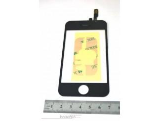 iPhone 3G Touchscreen mit Klebestreifen