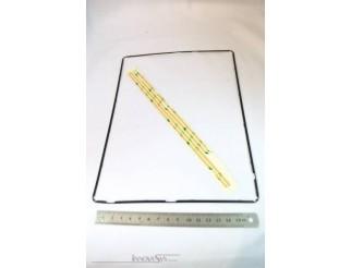 Mittelrahmen für iPad2, schwarz
