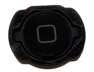 Home Button für iPod Touch 4, schwarz