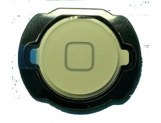 Home Button für iPod Touch 4, weiss