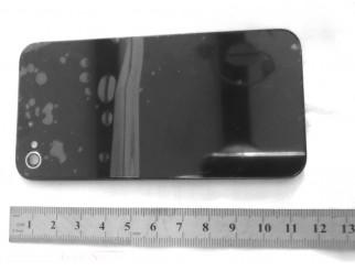 Rückschale für iPhone 4S, schwarz