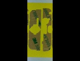 Klebestreifen für iPhone 4S Display