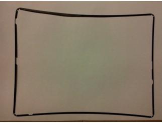 Mittelrahmen für iPad3 / iPad4, schwarz