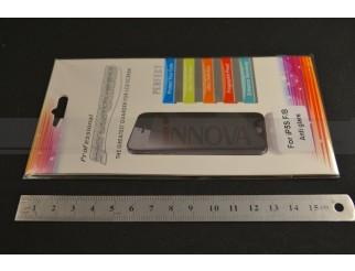 Schutzfolie Anti-Fingerabdruck, vorne und hinten für iPhone 5