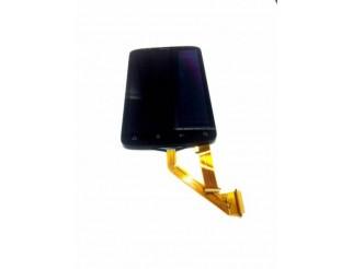 Komplett-Display Einheit (LCD + Touchscreen) für HTC Desire S (G12) kurzes LCD flex