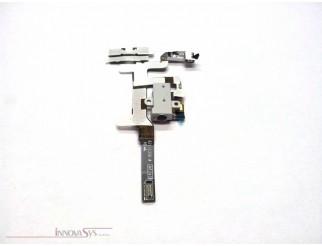Kopfhörerbuchse mit Kabel für iPhone 4S weiss