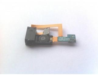 Kopfhörerbuchse + Lautsprecher Audio Flex für Samsung Galaxy S i9000