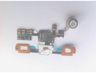 Homebutton Flex für Samsung Galaxy S (i9000) mit LED, Vibration und Mikro