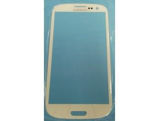 Frontscheibe für Samsung Galaxy S3 in weiss