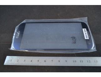Frontscheibe für Samsung Galaxy S3 in blau