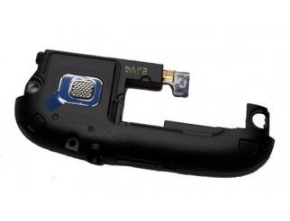 Antennen Gehäuse für Samsung Galaxy S3 I9300 inkl. Lautsprecher - schwarz