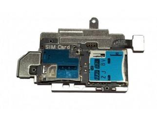 Sim Kartenleser und Speicherkartenslot für SAMSUNG GALAXY S3 I9300