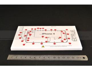 iScrews iPhone 4 Schraubenaufbewahrung für Profis