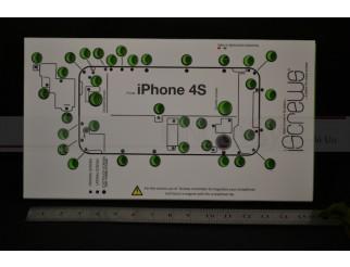 iScrews iPhone 4S Schraubenaufbewahrung für Profis