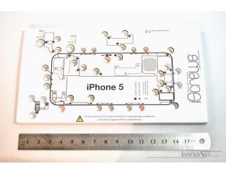 iScrews iPhone 5 Schraubenaufbewahrung für Profis