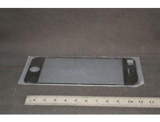 Frontscheibe in schwarz für iPhone 5