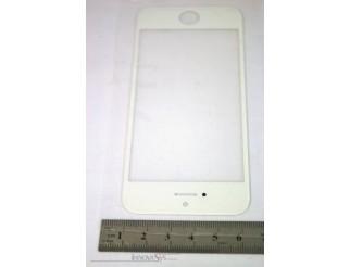 Frontscheibe in weiss für iPhone 5